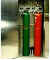 Gas Cylinder Gas Cabinets